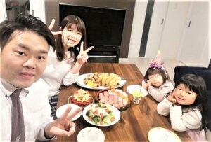 昨日は次女の誕生日!! 私たち家族には楽しい楽しい誕生パーティーです(#^^#)
